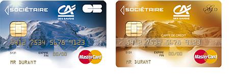 Carte Bleue Mastercard Credit Agricole.Credit Agricole Des Savoie Carte Societaire Tous Nos