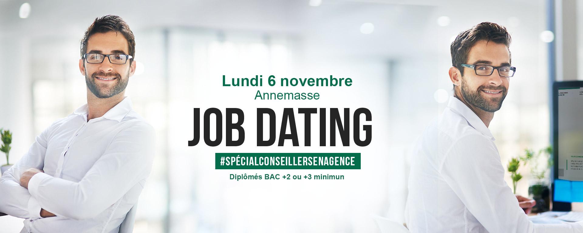 Job dating banque assurance lyon